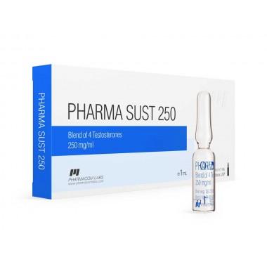 PHARMASUST 250 мг/мл, 10 ампул, Pharmacom LABS в Шымкенте